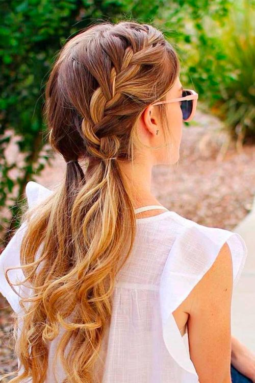 38 Ridiculously Cute Hairstyles for Long Hair (Popular in 2019)