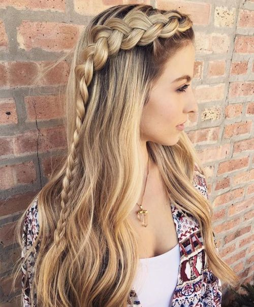 How to get the cute hairstyles for long   hair