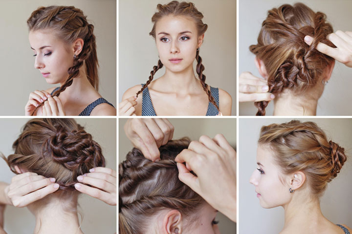 16 Cute And Easy Hairstyle For School Girls - SuperHit Ideas