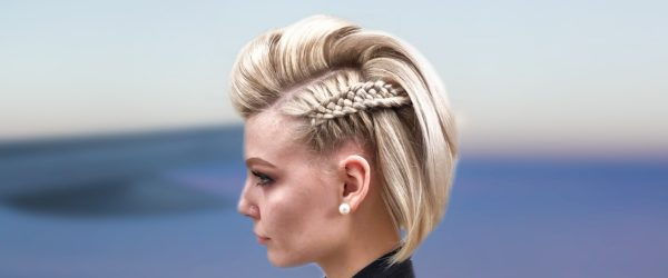 30 So Cute Easy Hairstyles for Short Hair | LoveHairStyles.com