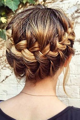 30 Cute Braided Hairstyles for Short Hair | LoveHairStyles.com
