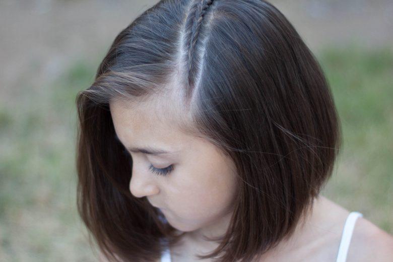 short hair braids | Cute Girls Hairstyles