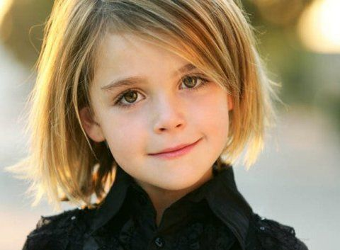 Pix For u003e Cute Haircuts For Little Girls With Bangs | Hair! in 2019