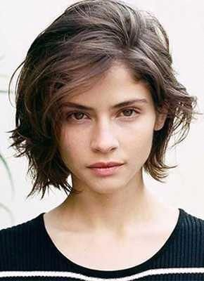 Getting those cute short hairstyles to   look better