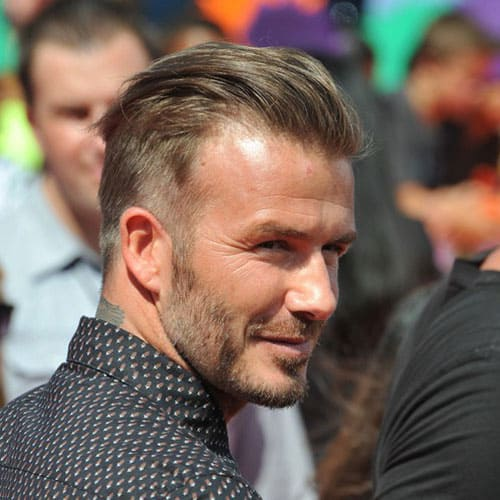31 Best Selected David Beckham Hairstyles + Haircut 2018