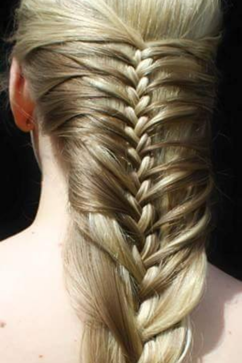 Try this different hairstyles in summer - Lookvine