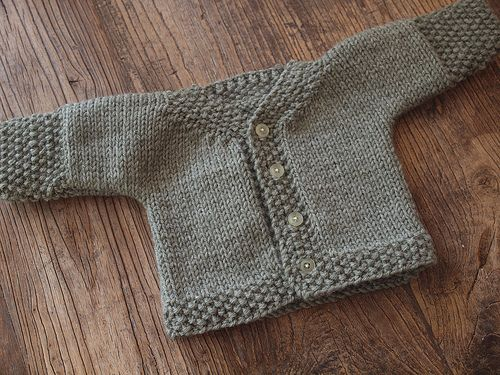 easy baby cardigan | Knitting | Pinterest | Baby cardigan, Knitting