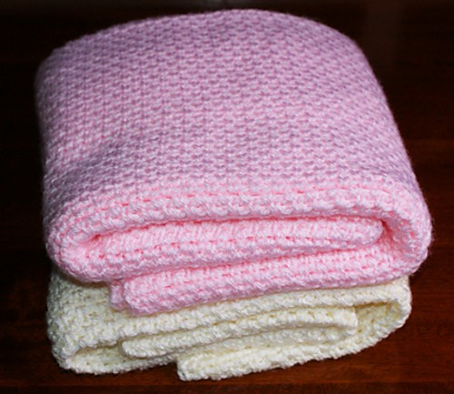 Free Pattern] This Is By Far The Fastest And Easiest Baby Blanket
