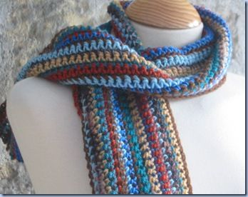 ☆ Free and Easy Crochet Scarf Patterns for Beginners ☆ | Crochet