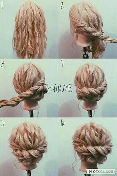 Never knew it was so easy | braids | Pinterest | Hair, Hair styles