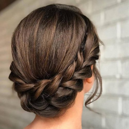 19 Super Easy Updos Anyone Can Do (Trending in 2019)