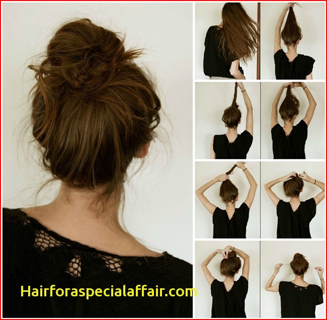 Easy Hairstyles for Long Hair to Do at Home Easy Updos for Long Hair