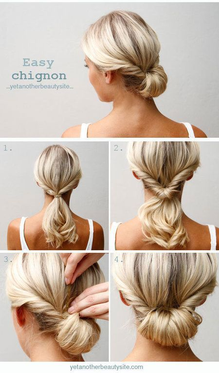 15 Cute and Easy Hairstyle Tutorials For Medium-Length Hair | Makeup