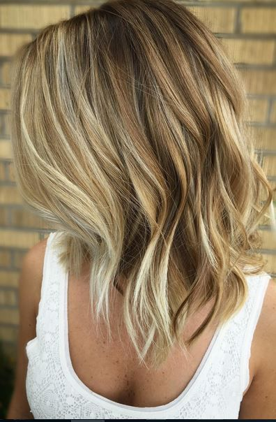 25 Fantastic Easy Medium Haircuts 2019 - Shoulder Length Hairstyles