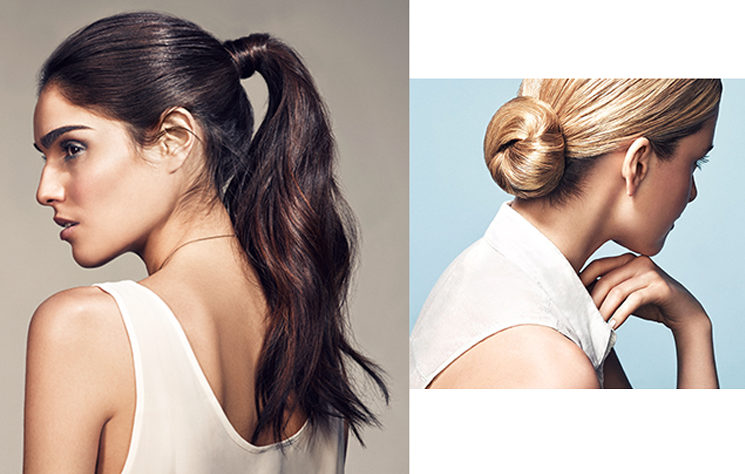Try Easy Hairstyles using Step-by-Step Hair Tutorials by L'Oréal Paris