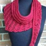 Five easy scarf knitting patterns to try   out this season