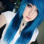 Emo hairstyles for girls – For an edgy   and funky look!