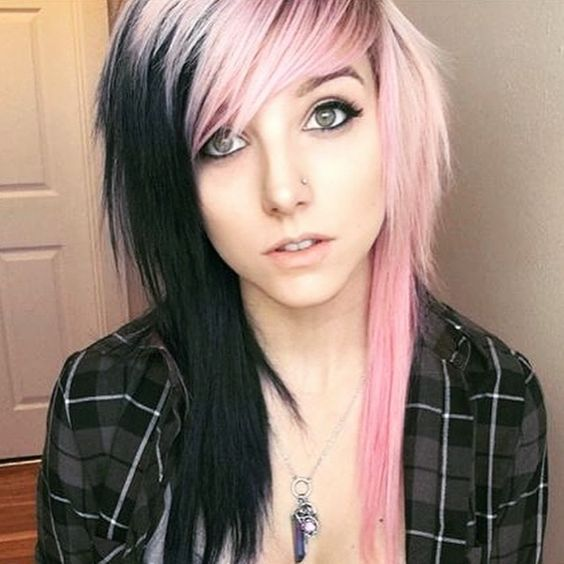 50 Emo Hairstyles for Girls | Hairstyles | Pinterest | Emo hair
