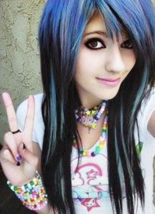 67 Emo Hairstyles for Girls: I bet you haven't seen before