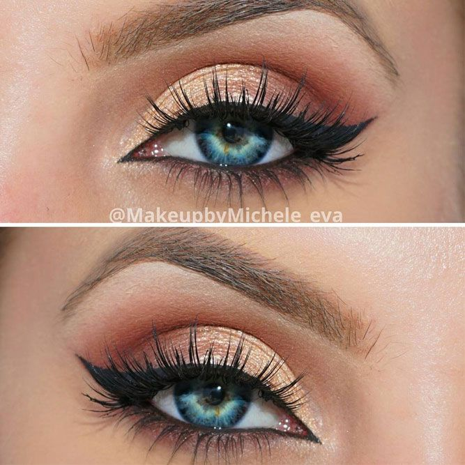 48 Best Ideas Of Makeup For Blue Eyes | //makeup ideas\ | Makeup