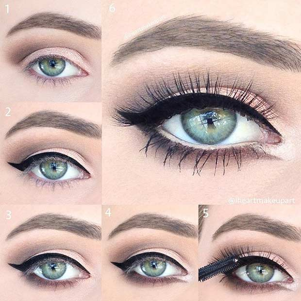 31 Eye Makeup Ideas for Blue Eyes | StayGlam