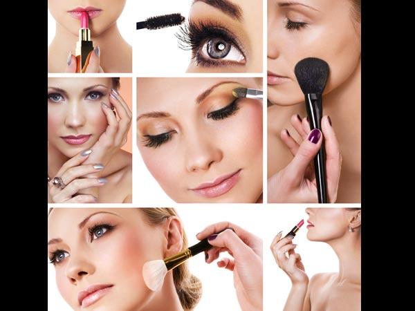 Make Your Skin Glow: Makeup Tips - Boldsky.com