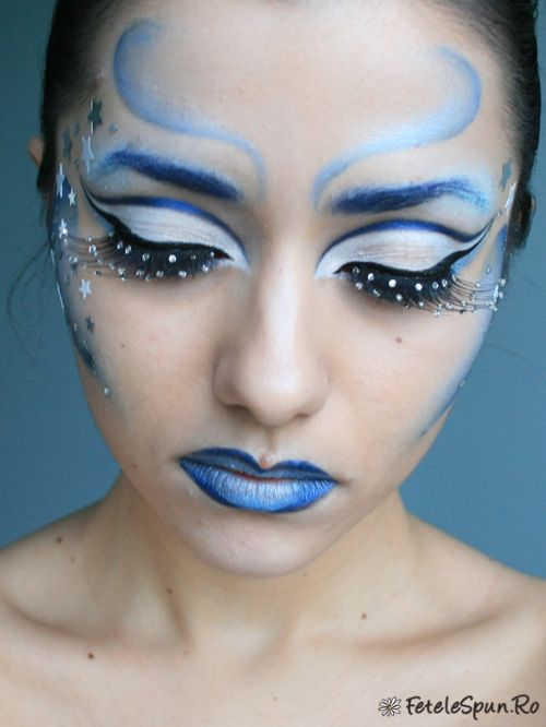 fantasy eye makeup | Fantasy Fairy Eye Makeup Pic #14 | Eye Makeup