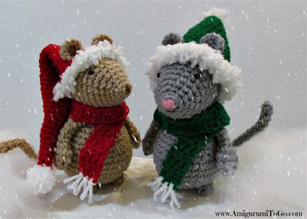 Crochet Christmas Ornaments: 15 FREE Festive Patterns - Interweave