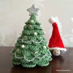 Some exciting free Christmas crochet   patterns for your home