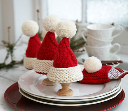 Over 50 Free Knitted Christmas Knitting Patterns ⋆ Knitting Bee