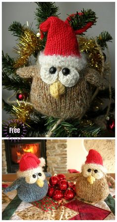 198 Best Christmas Knitting Patterns images in 2019 | Birth, Cheese