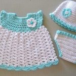 Using the free Crochet Baby Patterns for   Practice