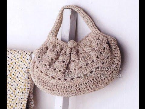 Crochet Patterns| for free |crochet bag| 1648 - YouTube
