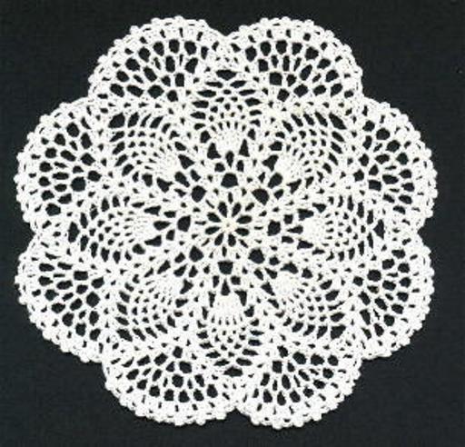21 Free Crochet Doily Patterns | Crochet | Crochet Doilies, Crochet
