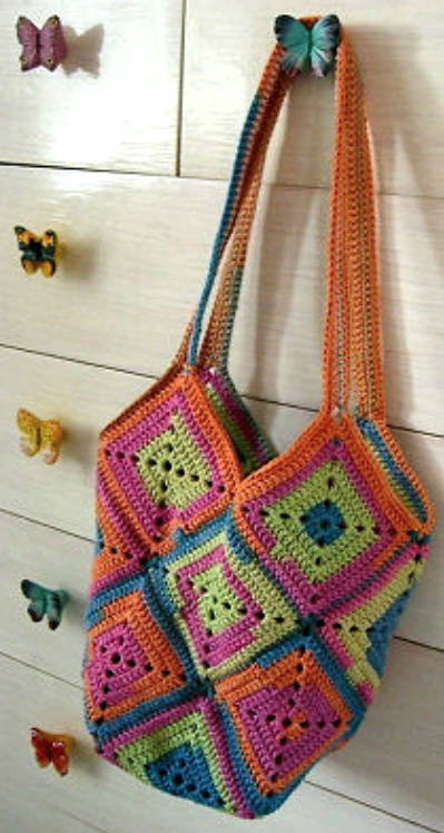 29 Crochet Bag Patterns | Guide Patterns