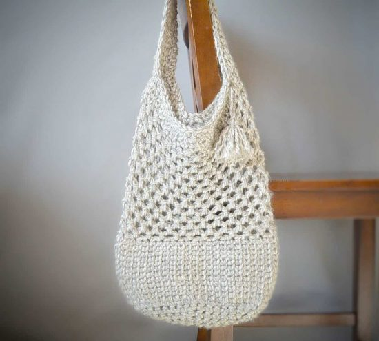 You Will Adore These Crochet Tote Bag Best Free Patterns | The WHOot