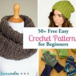 Free Easy crochet patterns is all what   you want