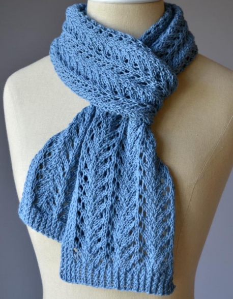 Easy Fashion Scarf Knitting Patterns- In the Loop Knitting
