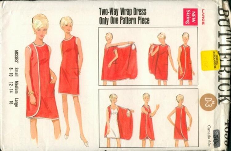 More than 80,000 Vintage Sewing Patterns on Vintage Patterns Wiki