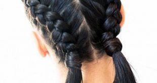 25 Pretty French Braid Hairstyles to DIY in 2019 | Abi-Hair