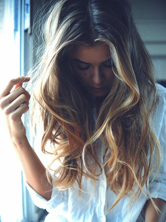 Ombre Hairstyles: Trendy Long Hair for Girls - PoPular Haircuts
