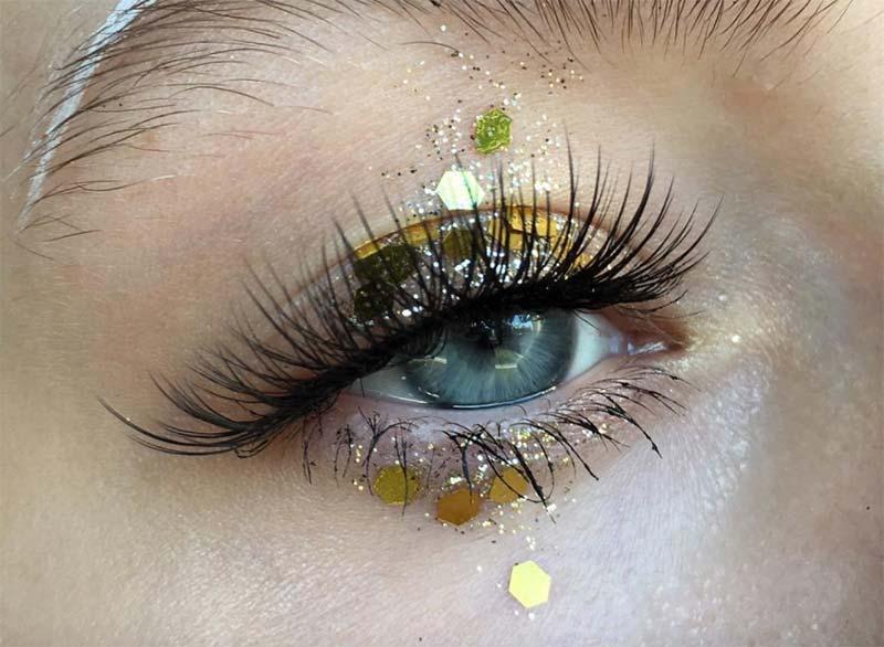 How to Apply Glitter Eyeshadow: 13 Best Glitter Eyeshadows to Sparkle
