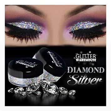Amazon.com : GlitterWarehouse Glitter for Eyeshadow / Eye Shadow