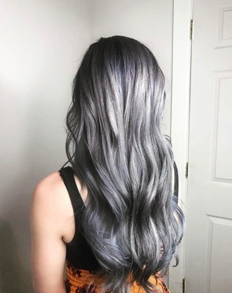 Grey hair: 22 ways to rock this season's surprise colour trend