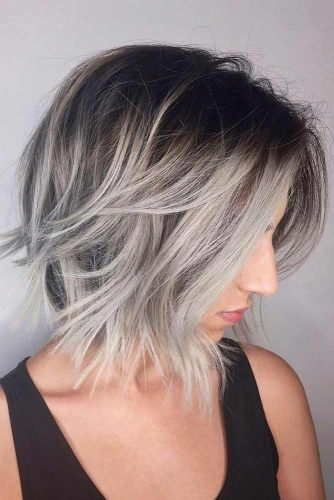 33 Short Grey Hair Cuts and Styles | LoveHairStyles.com