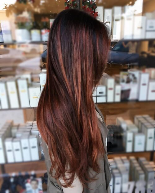 81 Auburn Hair Color Ideas in 2019 for Red-Brown Hair | pretty hair