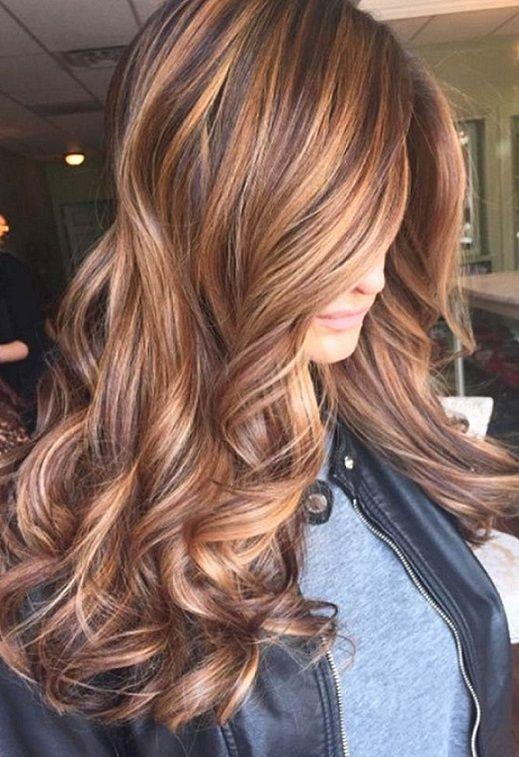 54 Trendy Fall hair color ideas 2018 | Hair Color Ideas 2018 | Hair