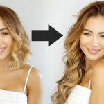 hair extensions for short hair- new style   statement