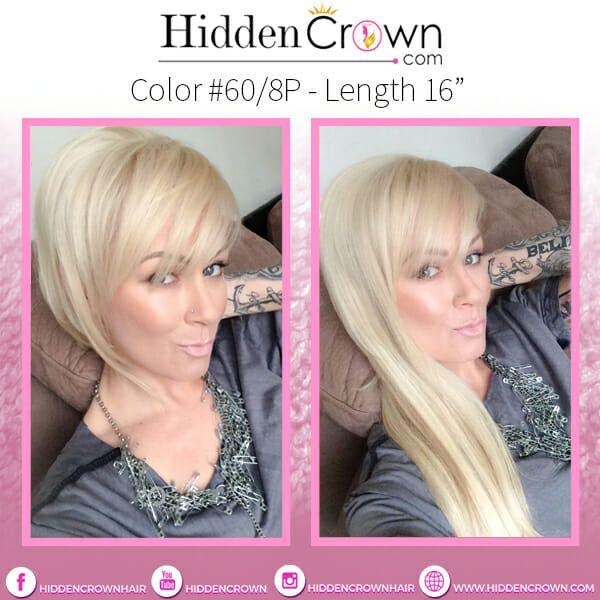 Can I Wear a Hidden Crown With Short Hair? - Hidden Crown Hair