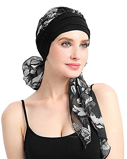 Amazon.com: Women's Head Scarf Multipurpose Headwear for Cancer